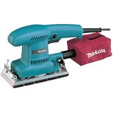 MAKITA Dust Free Finishing Sander [BO3700] - Mesin Amplas / Sander